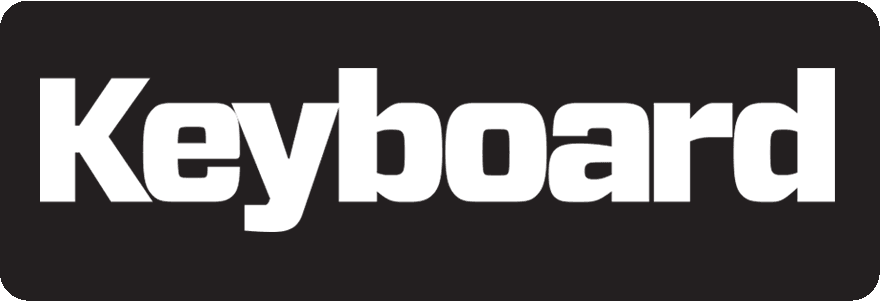 Keyboard Magazine Logo