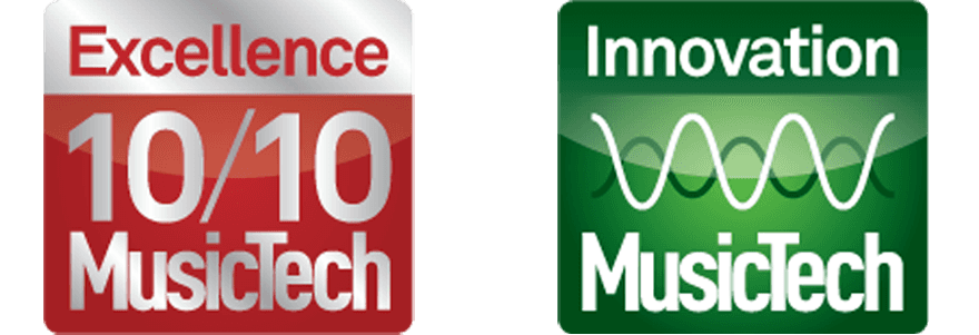 MusicTeach 10/10 Excellence and Innovation Award