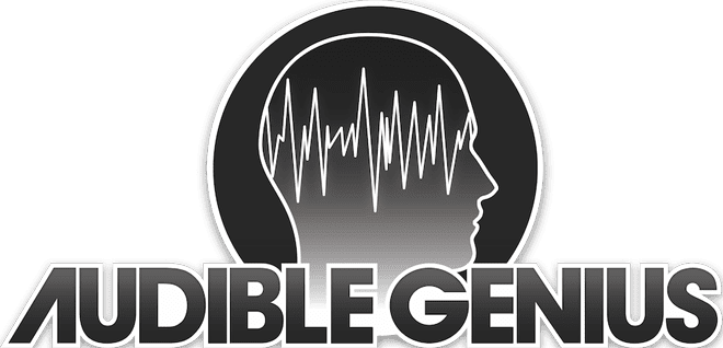 Audible Genius Logo