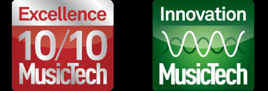MusicTeach 10/10 Excellence and Innovation Award